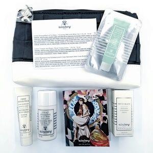 🆕 SISLEY: 5-PC Deluxe Sample Set w/Zippered Bag